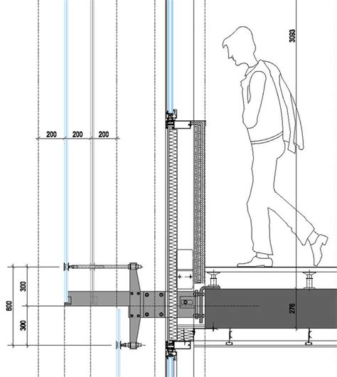 image result for sectional perspective sketchup detail