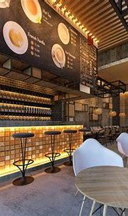 Industrial Coffee Shop - GDSA Architects