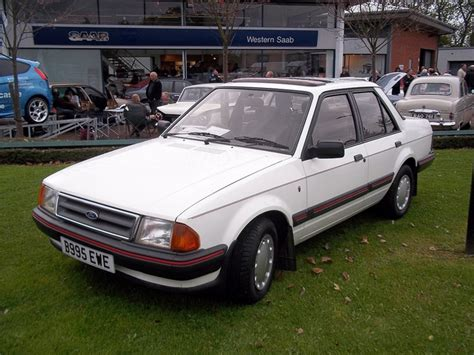 Ford Orion.1600cc Was Fast Car...great Drive..ghia Model