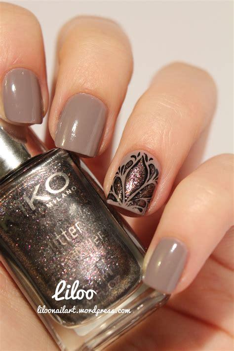 accent nail designs accent nail kiko le