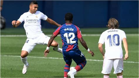 Levante vs Real Madrid: Real Madrid player ratings vs ...