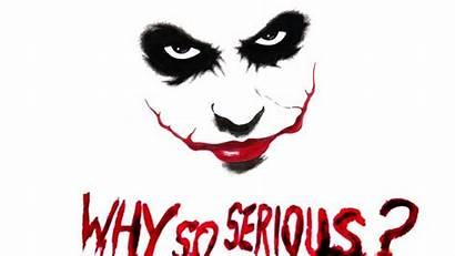 Serious Joker Why Batman Drawing Wallpapers Smile