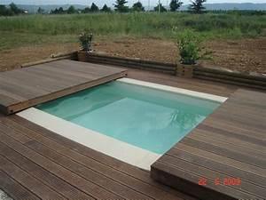 Mobile Terrasse Pool : stilys terrasse mobile plancher coulissant pour piscine ~ Sanjose-hotels-ca.com Haus und Dekorationen
