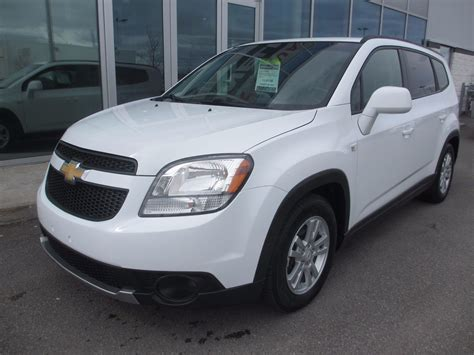 Used 2012 Chevrolet Orlando Deal Pending 1 Lt 7 Passagers