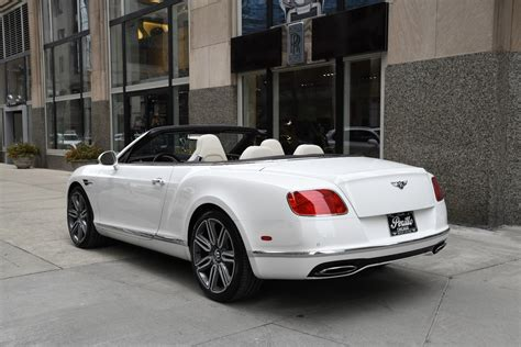2018 Bentley Continental Gtc Stock # B1009 For Sale Near