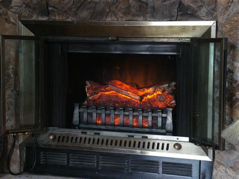 Duraflame 20 In Electric Fireplace Insert Electric