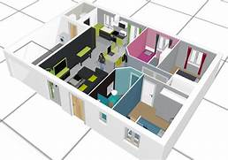 plan maison 3d logiciel gratuit pour dessiner ses plans 3d - Dessiner Un Plan De Maison Gratuit