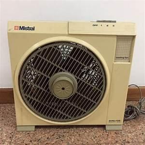 Mistral Box Fan