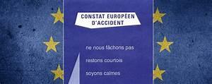 Imprimer Constat Amiable : constat amiable d 39 accident automobile t l charger en pdf ~ Gottalentnigeria.com Avis de Voitures