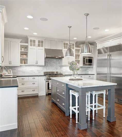 ideas sobre decoracion de cocinas blancas
