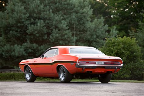 Dodge Challenger Specs & Photos  1969, 1970, 1971, 1972