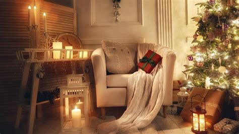 gorgeous warm  inviting christmas decor