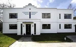 Interior Design: The Congenial White Exterior House
