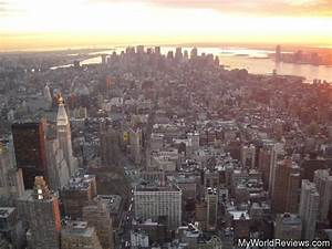 Review of empire state building observatory at for How many floors the empire state building have
