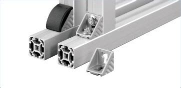 aluminum profiles products bosch rexroth ag