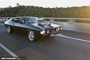 Judge, Jury, Executioner: A Blown Big Block Falcon Hardtop ...