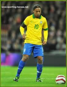 Brazil Soccer Ronaldinho