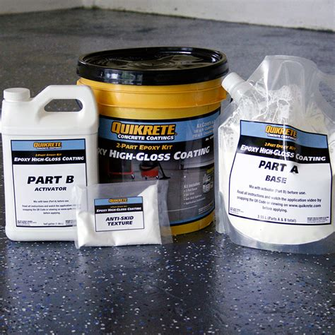 quikrete epoxy garage floor coating kit quikrete epoxy garage floor coating mesmerizing quikrete