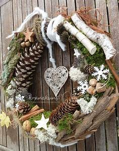 Die Schönsten Weihnachtsdekorationen : die besten 25 tannenzapfen ideen auf pinterest diy weihnachtsdekoration mit tannenzapfen ~ Markanthonyermac.com Haus und Dekorationen
