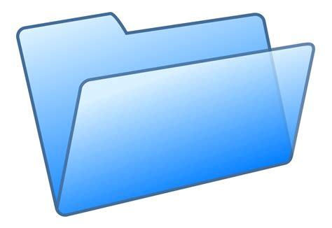 Blue Folder Seth Yastrov 01.svg