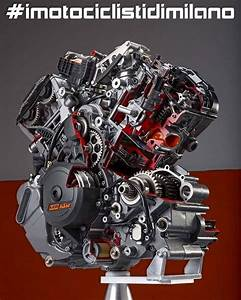 180 Cv By Ktm  1290 Super Duke Engine