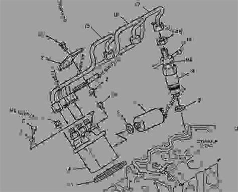 Caterpillar Parts Diagram Engine