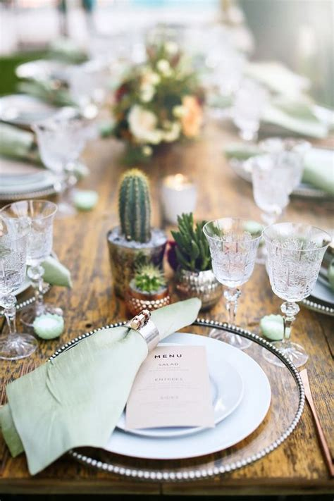 desert wedding ideas  catch  eye weddingomania