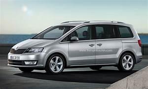 Monospace Volkswagen : 2012 skoda monospace vw sharan ~ Gottalentnigeria.com Avis de Voitures