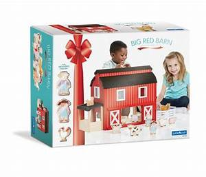 Guidecraft g99100 big red barn for Big red barn furniture store