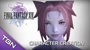 Final Fantasy 14 Online A Realm Reborn Character
