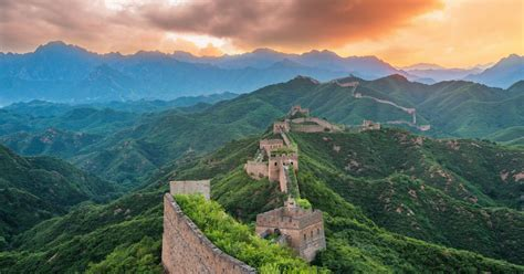 airbnbs sleepover contest   great wall  china