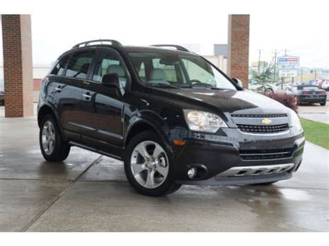 Find Used 2014 Chevrolet Captiva Sport Ltz In 6000 S 36th