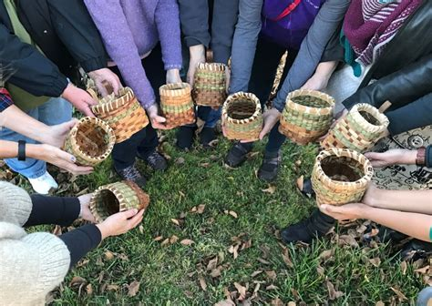 wild basketry mentorship   workshop series