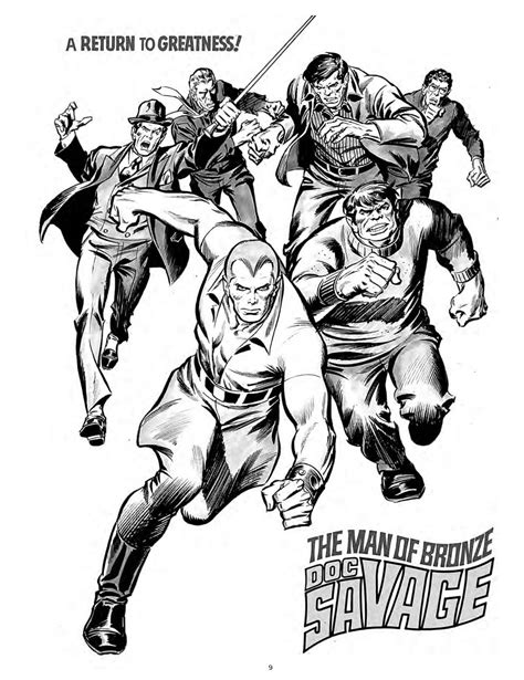 Dynamite® Doc Savage Archives Vol. 1 The Curtis Magazine