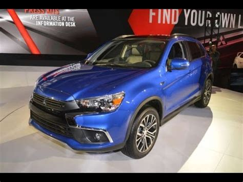 2017 Cars Coming Out by 2017 New Cars Coming Out 2017 Mitsubishi Outlander Sport