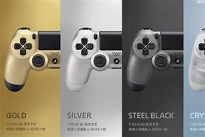 New controller colors, PS4 faceplates revealed at ...