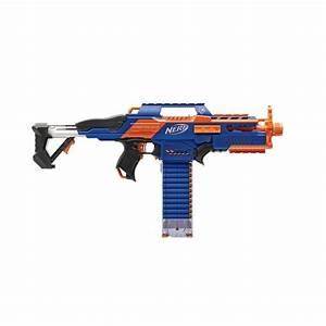 90 Feet Nerf Elite Xd Rapidstrike Cs-18 Dart Gun