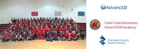 home clark creek elementary school stem academy