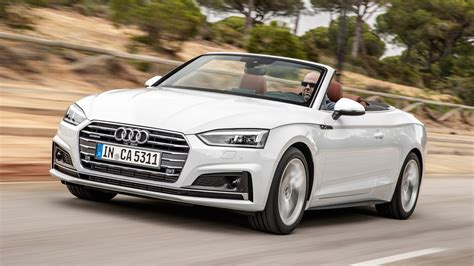 Audi A5 Cabriolet 2.0 Tdi (2017) Review By Car Magazine