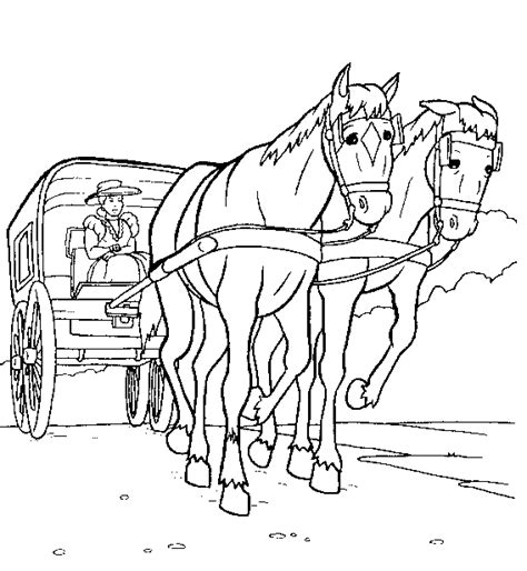 Black Beauty Coloring Pages - Eskayalitim