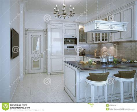 Kitchen Tile Backsplash Designs - glossy kitchen art deco style stock illustration illustration of microwave chair 61236120