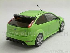 Minichamps Ford Focus Rs 2009  Ultimate Green   1  43 Scale