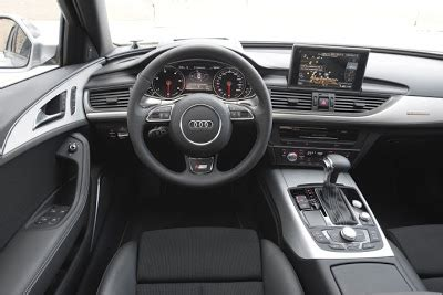 Modifikasi Audi A6 by Audi A6 2012 Subtle Evolution Of The Gambar