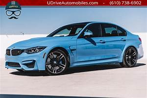 2018 Bmw M3 6 Speed Manual Competition Pkg 6k Miles 444hp