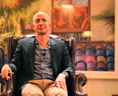 Jeff Bezos | I just love this knowing glance (excerpts ...