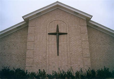 wall crosses and roof mounted crosses fiberglass specialties