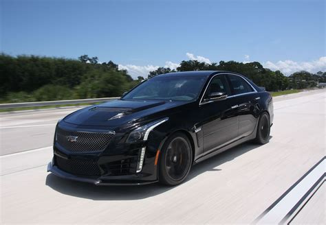 Cadillac's 640-hp Cts-v Feels The Force