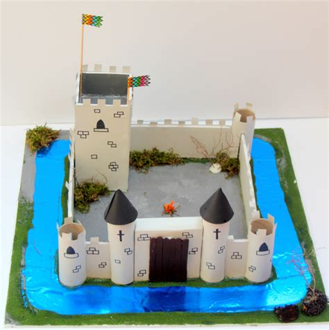 castle craft ideas how to make a castle hobbycraft 1243