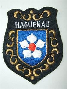 Boutique Orange Haguenau : insigne ecusson blason tissu brod haguenau ebay ~ Melissatoandfro.com Idées de Décoration