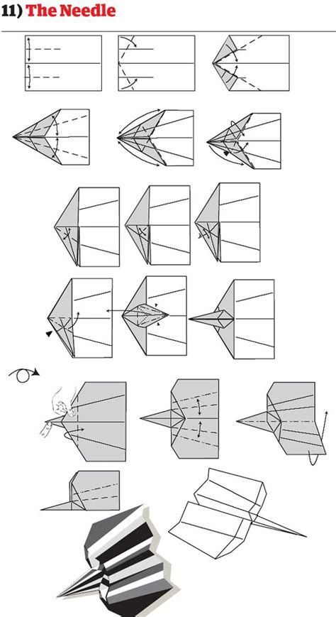 paper airplane designs how to build the world s best paper airplanes